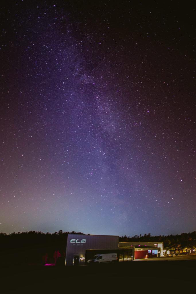 Stjernehimmel over Kråko